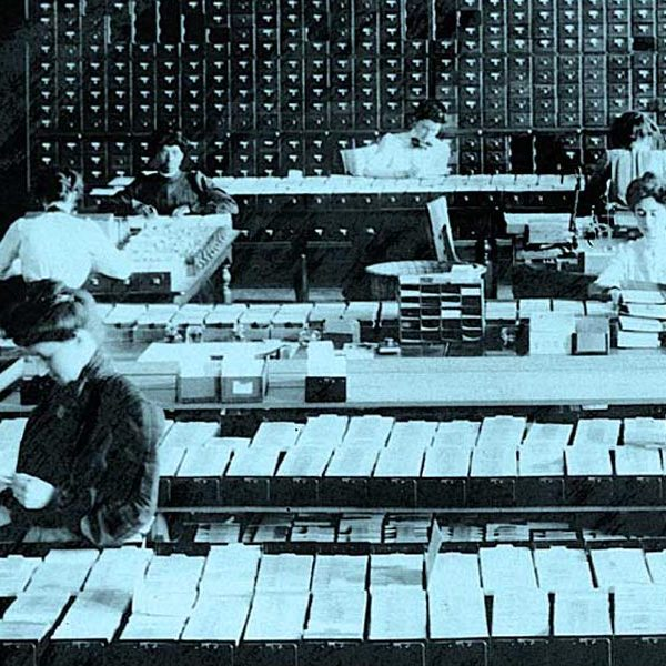 Search Engine, 19th Century style: Library of Congress Card Catalog Division