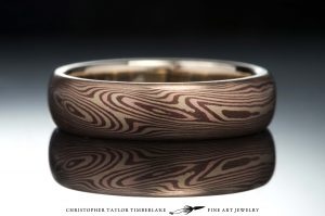 Make your products stand out with a watermark as in this example, courtesy Christopher Taylor Timberlake Fine Art Jewelry.