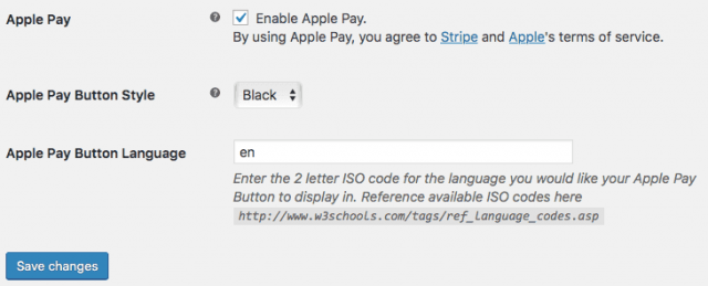 Enabling Apple Pay for WooCommerce
