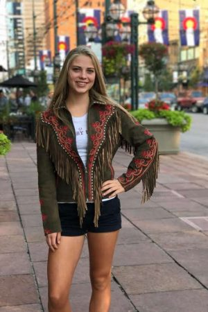 Cry Baby Ranch's Stockyard Jacket