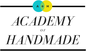 The Academy of Handmade Artists and Supporters Logo