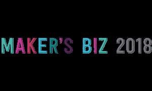 Maker's Biz 2018 Logo